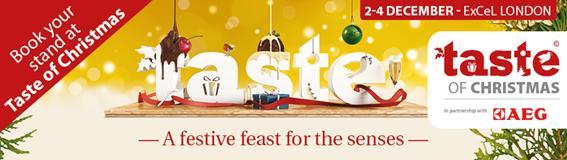 taste of christmas